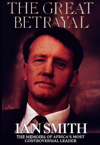 The Great Betrayal - book cover